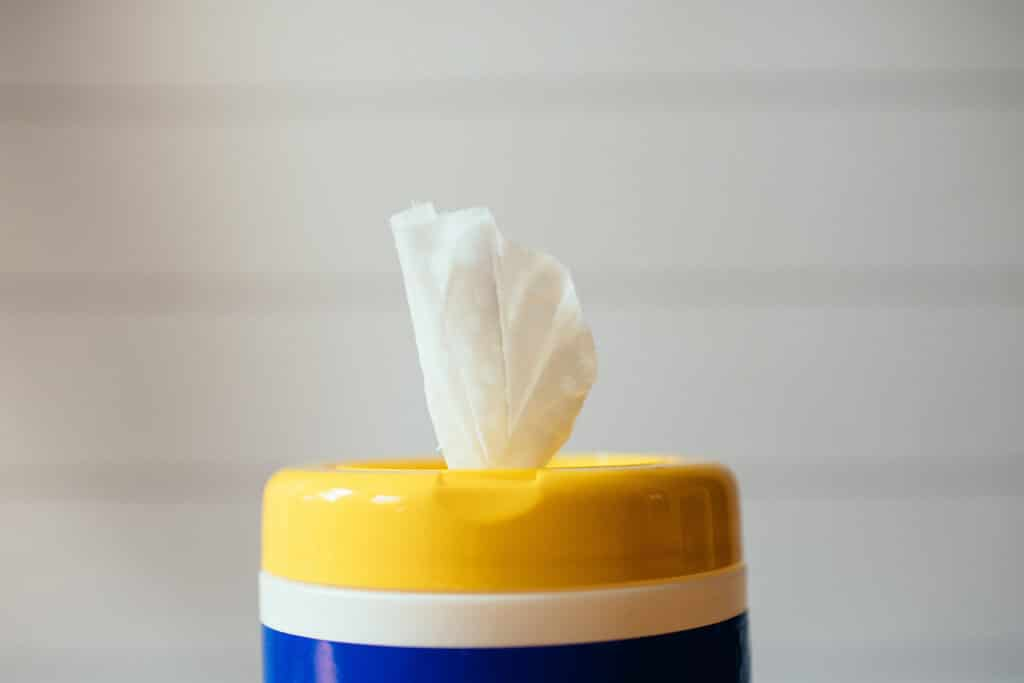 CPAP cleaning supplies