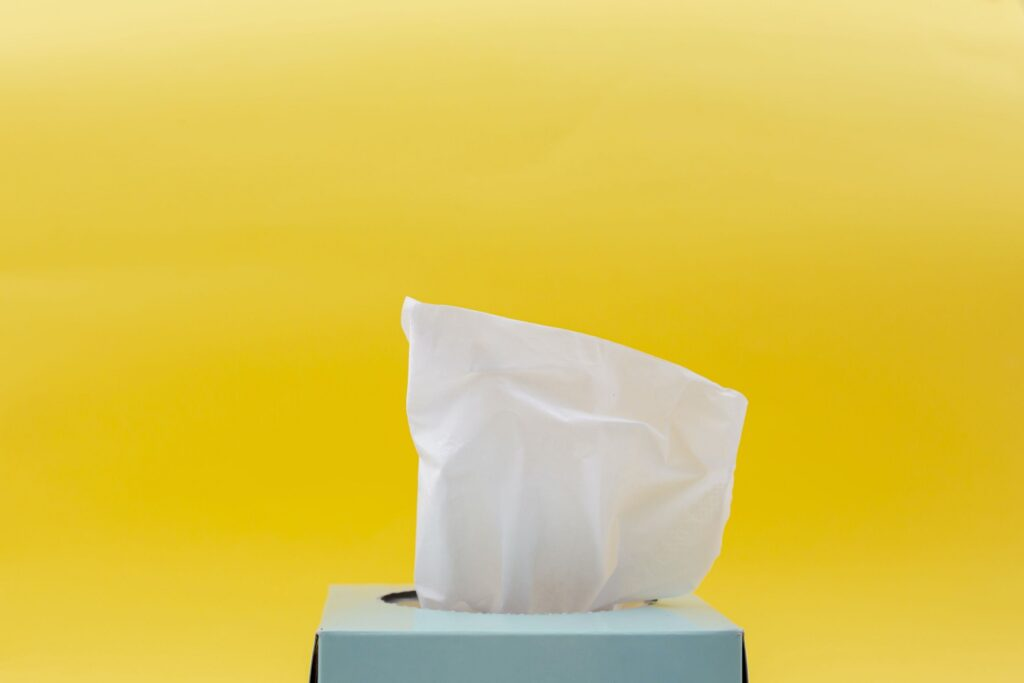 Cleaning Your CPAP Mask With Baby Wipes