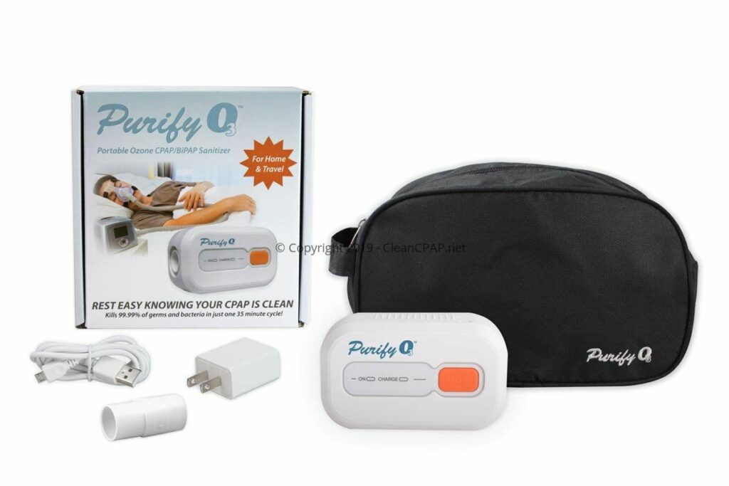 Purify o3 CPAP Cleaner Kit