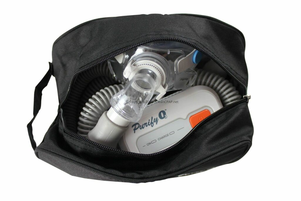 Purify o3 CPAP Sanitizer in Bag